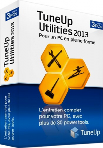 TuneUp Utilities 2013 13.0.2013.194 Final / RePack & Portable / Portable (2012) Русский присутствует