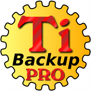 Titanium Backup PRO 5.5.2.1 [Android 1.5+, Multi]
