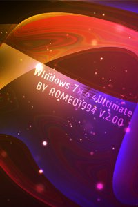 Windows 7 (x64) Ultimate Romeo1994 v.2.00 (2012) Русский
