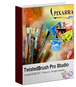 TwistedBrush Pro Studio v19.07 Final + Portable (2012) Английский