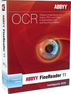 ABBYY FineReader 11.0.102.583 Professional Edition (2012) Portable