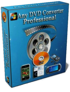 Any DVD Converter Professional 4.5.3 (2012) + Portable