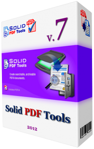 Solid PDF Tools v7.3.2024 Final + RePack by elchupakabra (2012) Русский присутствует