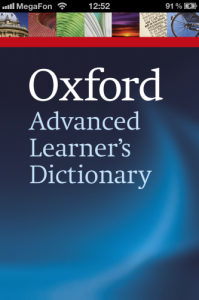 [+iPad] Oxford Advanced Learner's Dictionary, 8th edition [1.1, Справочники, iOS 3.2, ENG]