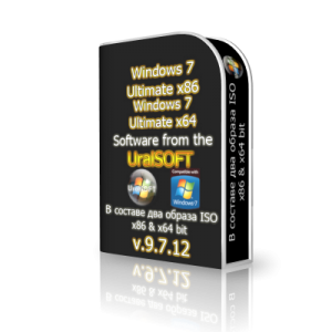 Windows 7 (x86/x64) Ultimate UralSOFT v.9.7.12 (2012) �������