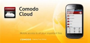 COMODO Cloud (1.1) [Android 2.1+, ENG]