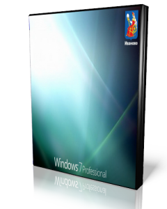 Windows 7 Professional (Иваново) v.09.2012 (2012) Русский