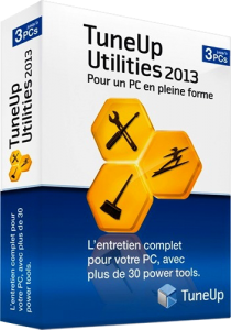 TuneUp Utilities 2013 v13.0.2020.14 Final RePack by elchupakabra (2012) Русский + Английский