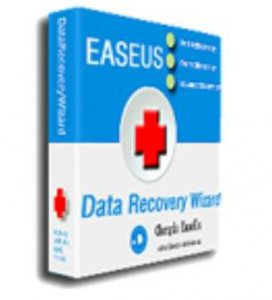 EASEUS Data Recovery Wizard WinPE Edition 5.6.1 Retail (2012) Английский
