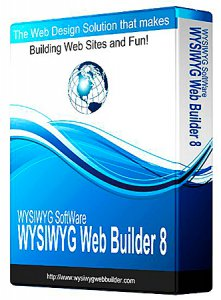 WYSIWYG Web Builder 8.5.0 Final/Portable(2 Portable versions) (2012) Английский