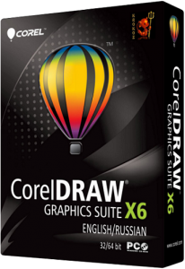 CorelDRAW Graphics Suite X6 16.0.0.707 Retail (2012) Русский + Английский (BY WT.net)
