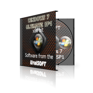 Windows 7 x86 Ultimate UralSOFT v.10.5.12 (2012) Русский