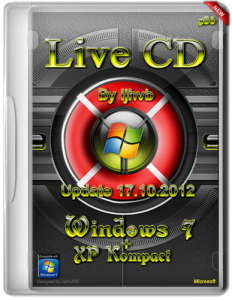 Live CD7+XP (Seven+Kompact) Update 17.10.2012 (2012) Русский