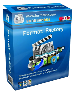 FormatFactory v3.0 Portable by punsh / by Baltagy (2012) Русский присутствует