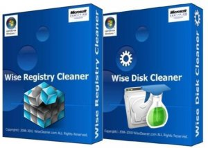 Wise Disk Cleaner 7.67 / Wise Registry Cleaner 7.52 (2012) + Portable