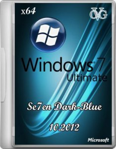 Windows 7 Ultimate SP1 7DB by OVGorskiy® v.3 2012 (64bit) (2012) Русский