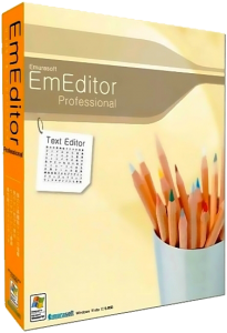 Emurasoft EmEditor Professional v12.0.4 Final + Portable (2012) Русский присутствует