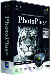 Serif PhotoPlus X5 v15.0.100.54 Portable (2012) �������