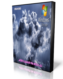 Windows 7 Ultimate х86 (Иваново) Aero Glass3 DM Icon v.2.1 (2012) Русский