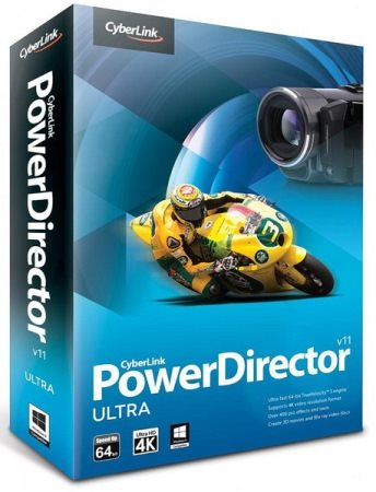 Cyberlink powerdirector ultra 11 0 0 2215