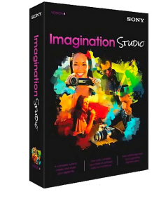 Sony Imagination Studio 4 (Movie Studio Platinum / DVD Architect Studio / Forge Audio Studio / ACID Music Studio) (2012) Русский присутствует