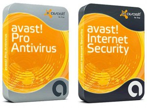 Avast! Internet Security / ProAntivirus 7.0.1474 Final (2012) Русский