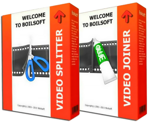 Boilsoft Video Joiner v7.01.2 / Boilsoft Video Splitter v7.01.2 (2012) Русский + Английский
