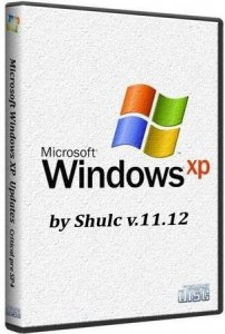 Windows XP Professional SP3 by Shulc v.11.12 (2012) Русский