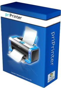 priPrinter Professional v5.1.0.1460 Beta (2012) ������� ������������