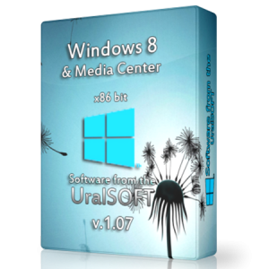 Windows 8 x86 Pro & Media Center UralSOFT v.1.07 (2012) Русский
