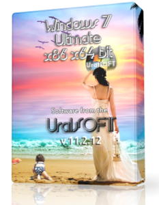 Windows 7 (x86/x64) Ultimate UralSOFT v.11.2.12 (2012) Русский
