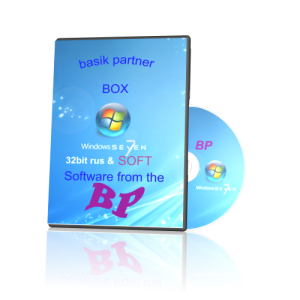 Windows7 x32 Box & Soft BP v.10.1 (2012) Русский
