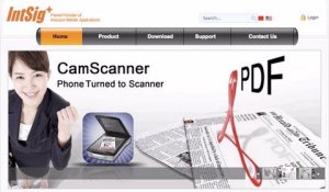 CamScanner - PDF Creator v1.5.0.20120820 FULL [Android 2.0+, ENG]