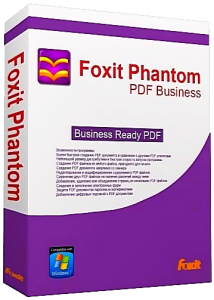 Foxit PhantomPDF Business v5.4.3.1106 Final Full-RUS (Boomer) (2012) Русский присутствует