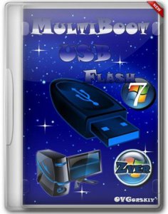 MultiBoot USB Flash by OVGorskiy® 11.2012 (32bit+64bit) (2012) Русский
