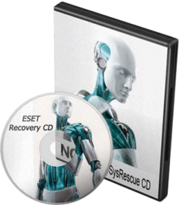 ESET SysRescue CD 4.2.67.10 RUS [Release: 12.11.2012] Русский