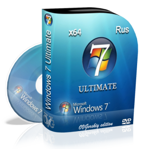 Microsoft Windows 7 Ultimate Ru x64 SP1 NL2 by OVGorskiy® 11.2012 (2012) Русский