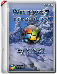 Windows 7 SP1 - Light 1.5 - By X-NET (x86/64) (2012) �������