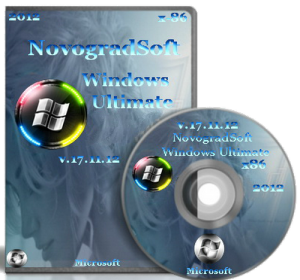 Windows 7 Ultimate SP1 x86 NovogradSoft [v.17.11.12] Русский