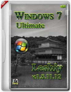 Windows 7 x64 Ultimate Leshiy v.1.5.11.12 (2012) Русский