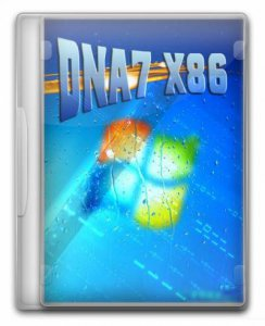 Windows 7 Ultimate SP1 RU x86 - The DNA7 Project v.1.6 (2012) Русский