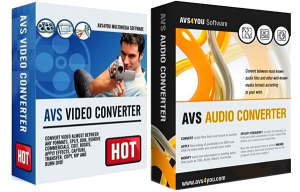 AVS Video Converter v8.3.1.530 Final / Portable + AVS Audio Converter v7.0.4.507 Final / Portable (2012) Русский + Английский