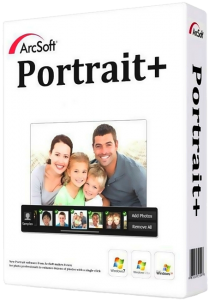 ArcSoft Portrait+ 1.5.0.155 Final / Portable + ArcSoft Portrait+ 1.5.1.158 Plug-in for Photoshop (2012) Русский присутствует