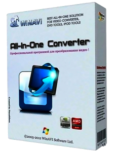 WinAVI All-In-One Converter v1.7.0.4715 Final [MlRus] + Portable [MlEng] [2012]