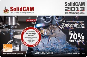 SolidCAM 2013 SP0 Multilanguage for SolidWorks 2011-2013 x86+x64 (2012) Русский присутствует