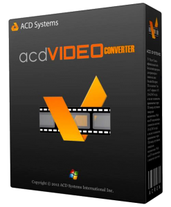 ACDSee Video Converter Pro v3.0.34.0 Final + Portable (2012) Русский + Английский