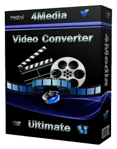 4Media Video Converter Ultimate v7.6.0 build-20121126 Final (2012) Русский присутствует