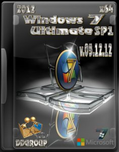 Windows 7 Ultimate SP1 х64 DDGroup [v.05.12.12] (2012) Русский