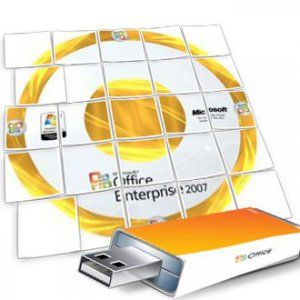 Microsoft Office 2007 3in1 v.1.19 12.0.6554.5001 Portable (2012) Русский