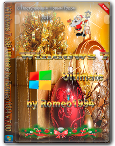 Windows 7 (x86) Ultimate by Romeo1994 v.7.00 (2012) Русский